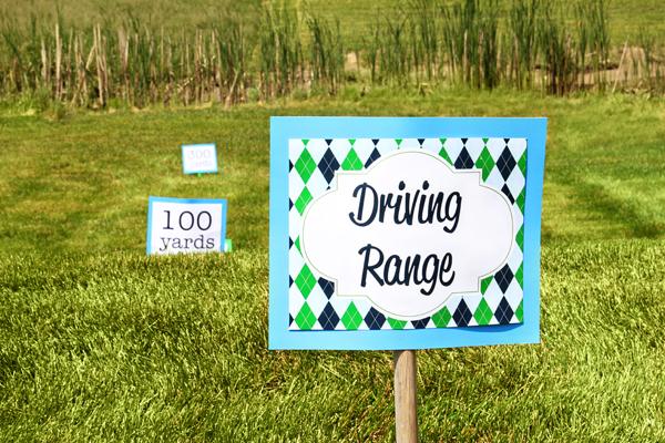 golf course design research paper
