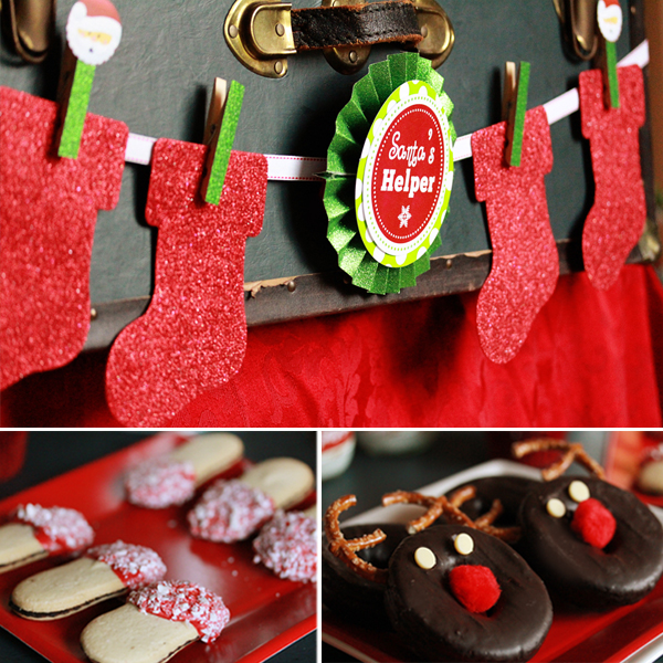 Kids Christmas Party Dessert Ideas