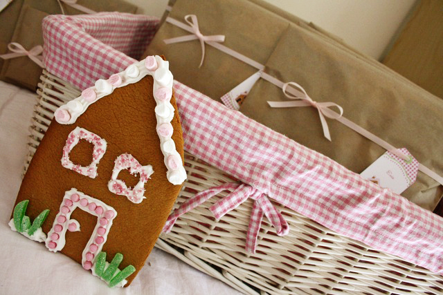 Gingerbread Party – Another Happy Customer