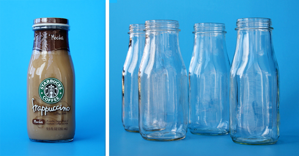 Glass Milk Bottle Tutorial