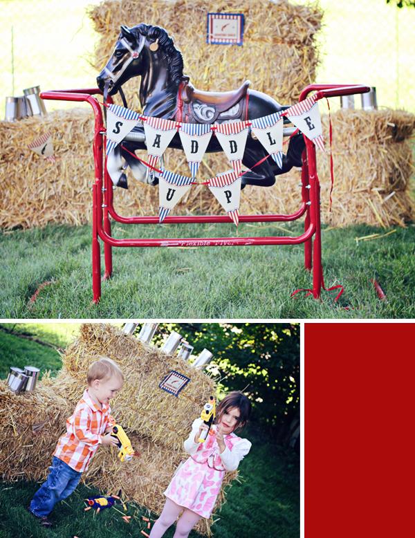 Cowboy Party Games