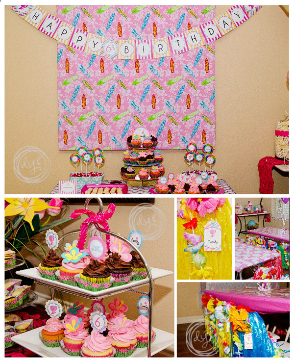 Barbie Mermaid Tale Party