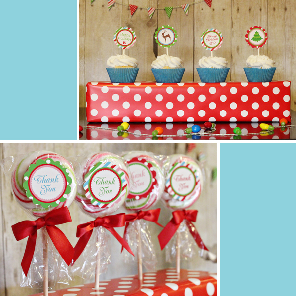 Christmas Party Ideas | 505-design.com