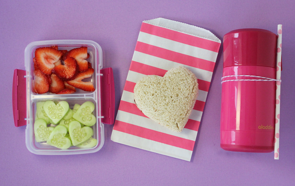 Valentines' Day Lunch Ideas