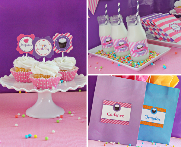 Bake Shop Party | by 505-design.com