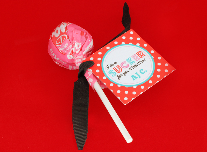 Free Valentine Tags by 505 Design, Inc.