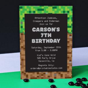 minecraft-invitation