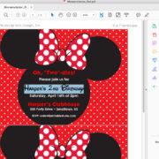 red-minnie-mouse-invitation-editable