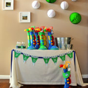 Printable Golf Party Decorations