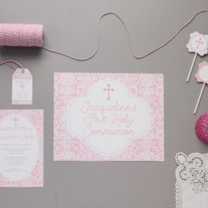 First Communion Decorations