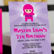ninja-girl-invitation