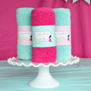 Spa Party Towel