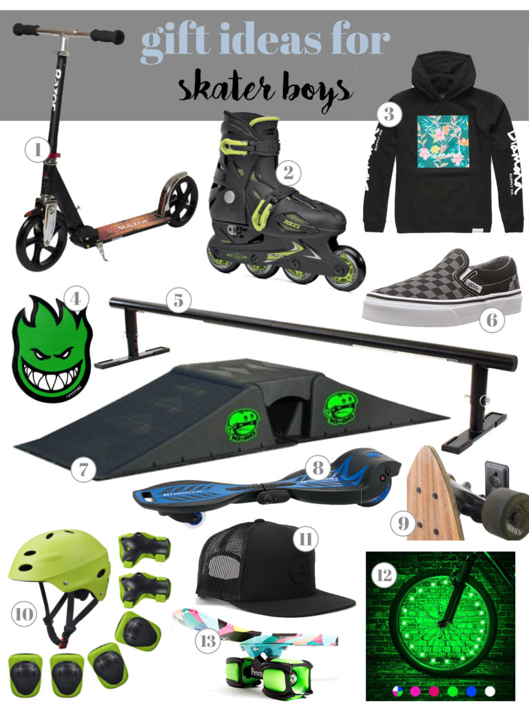 Skater Boy Gift Ideas