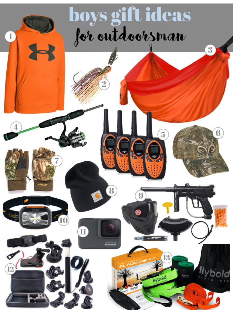 Gift Ideas for Nature Loving Boy