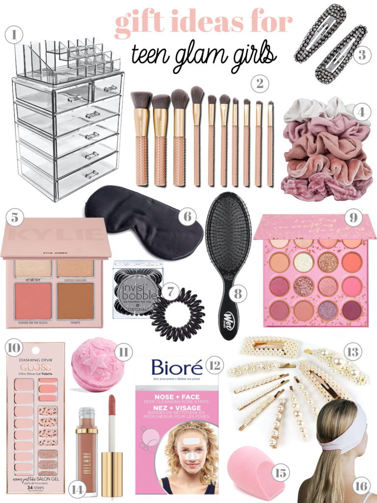 Glam Teen Gift Guide