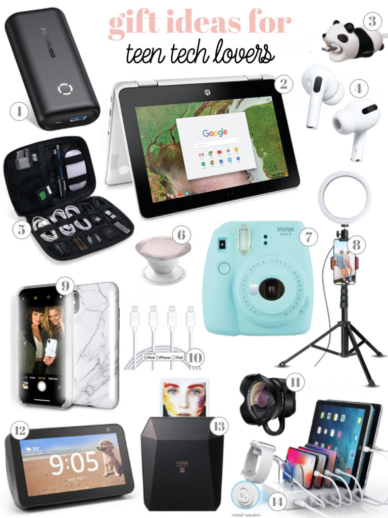 Teen Tech Lover Gift Guide