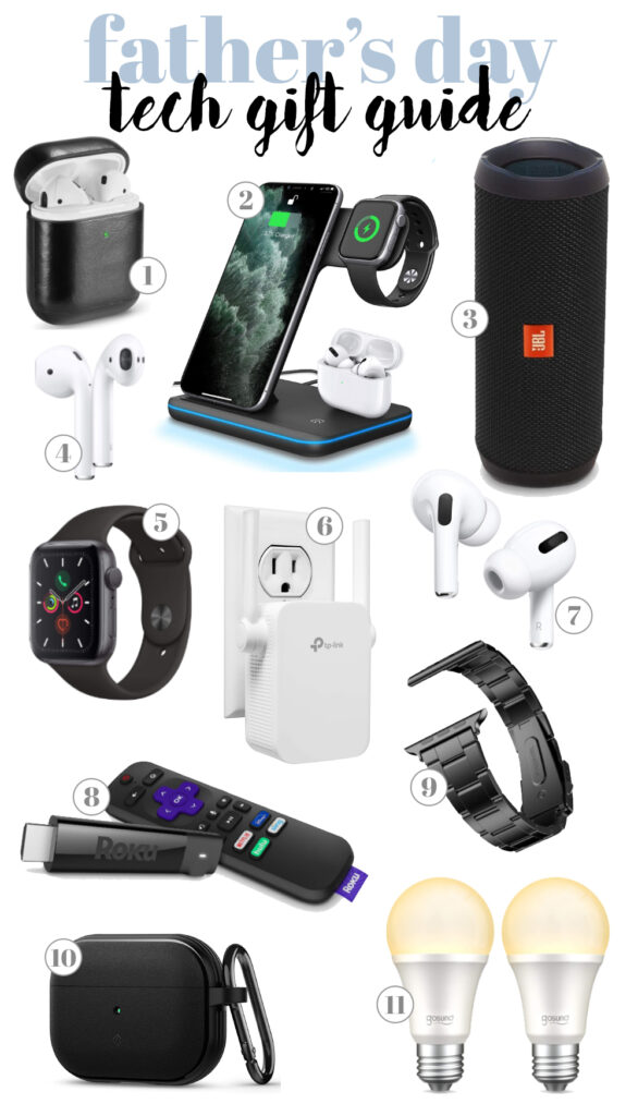 Gift Ideas for Dad - Tech