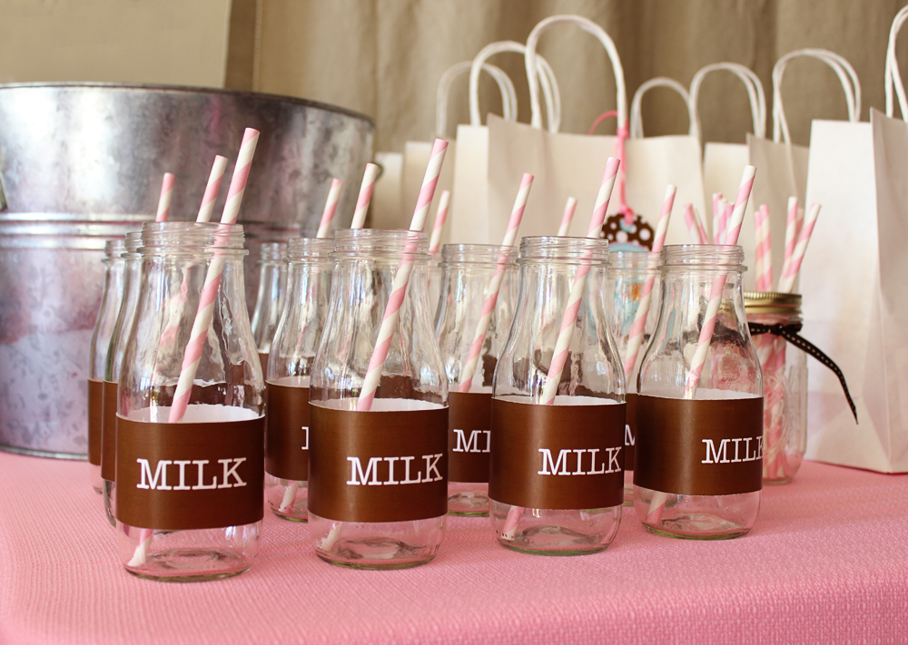 Cookies and Milk Party by 505-design.com
